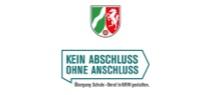 Logo Bundesland NRW und KAoA Kein Abschluss ohne Anschluss